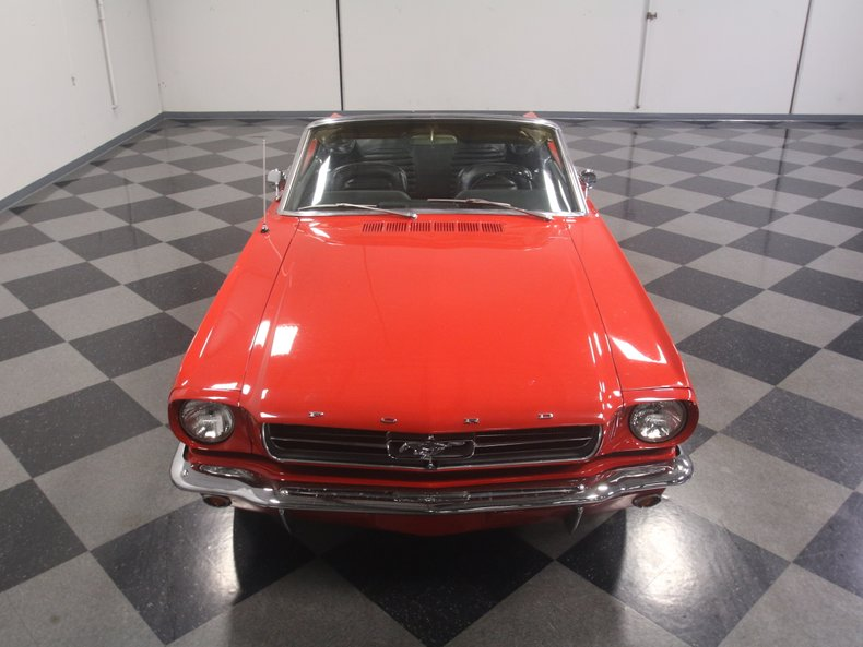 1965 Ford Mustang 7