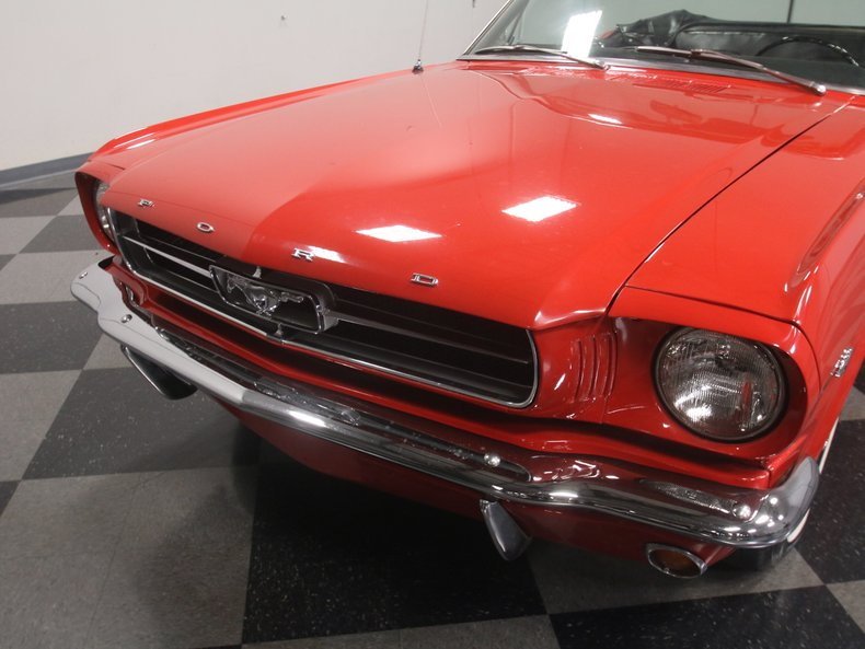 1965 Ford Mustang 13