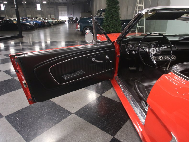 1965 Ford Mustang 46