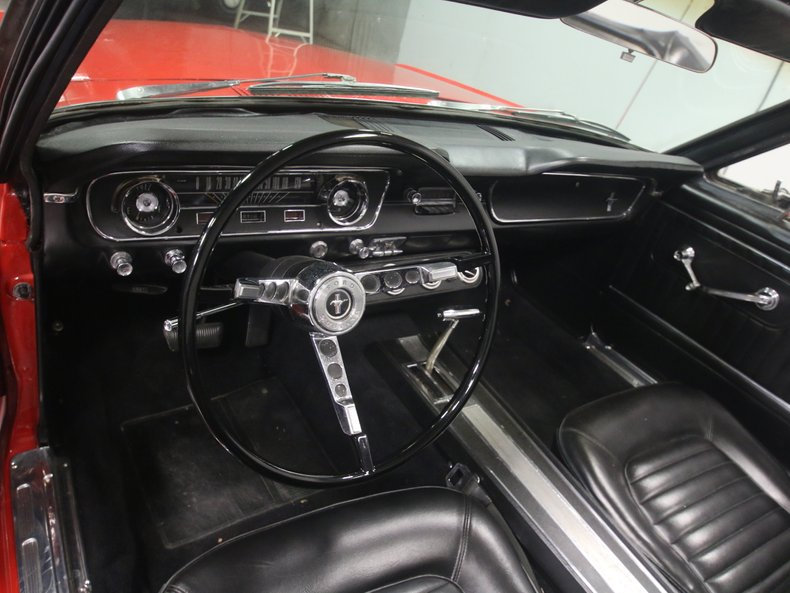1965 Ford Mustang 48