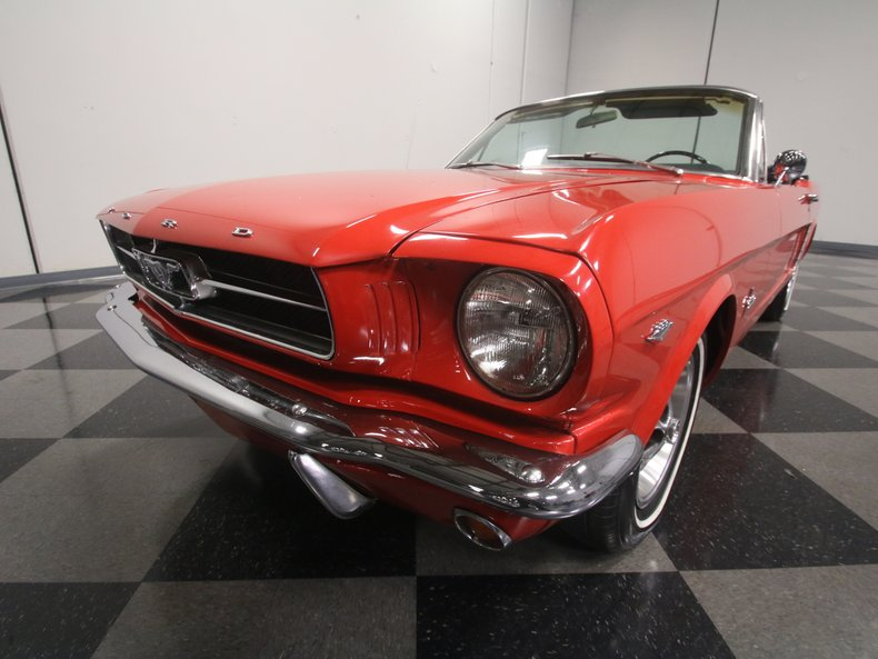 1965 Ford Mustang 70