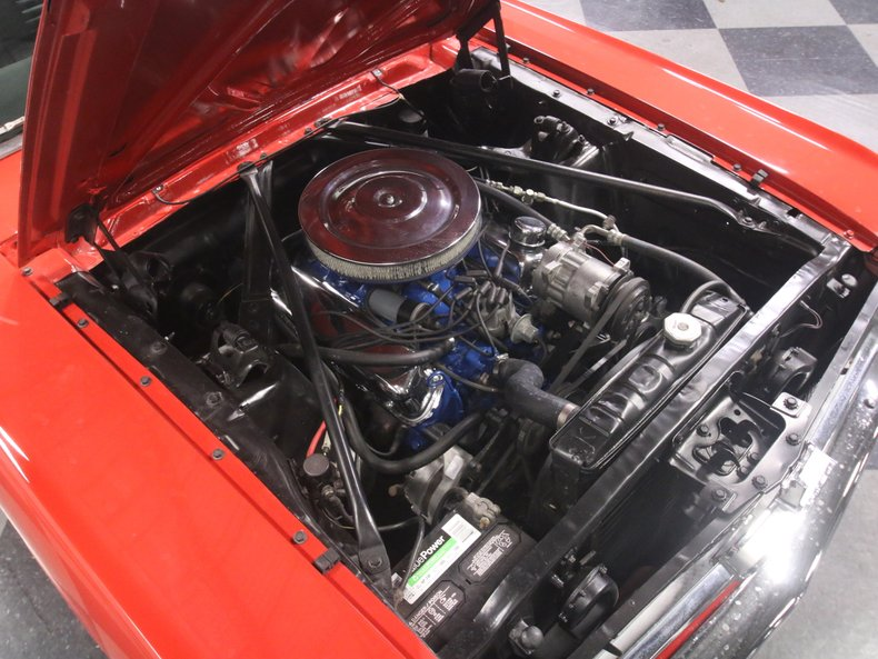 1965 Ford Mustang 41