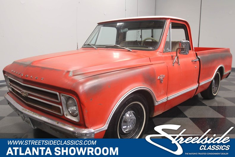 1967 Chevrolet C10 | Streetside Classics - The Nation's