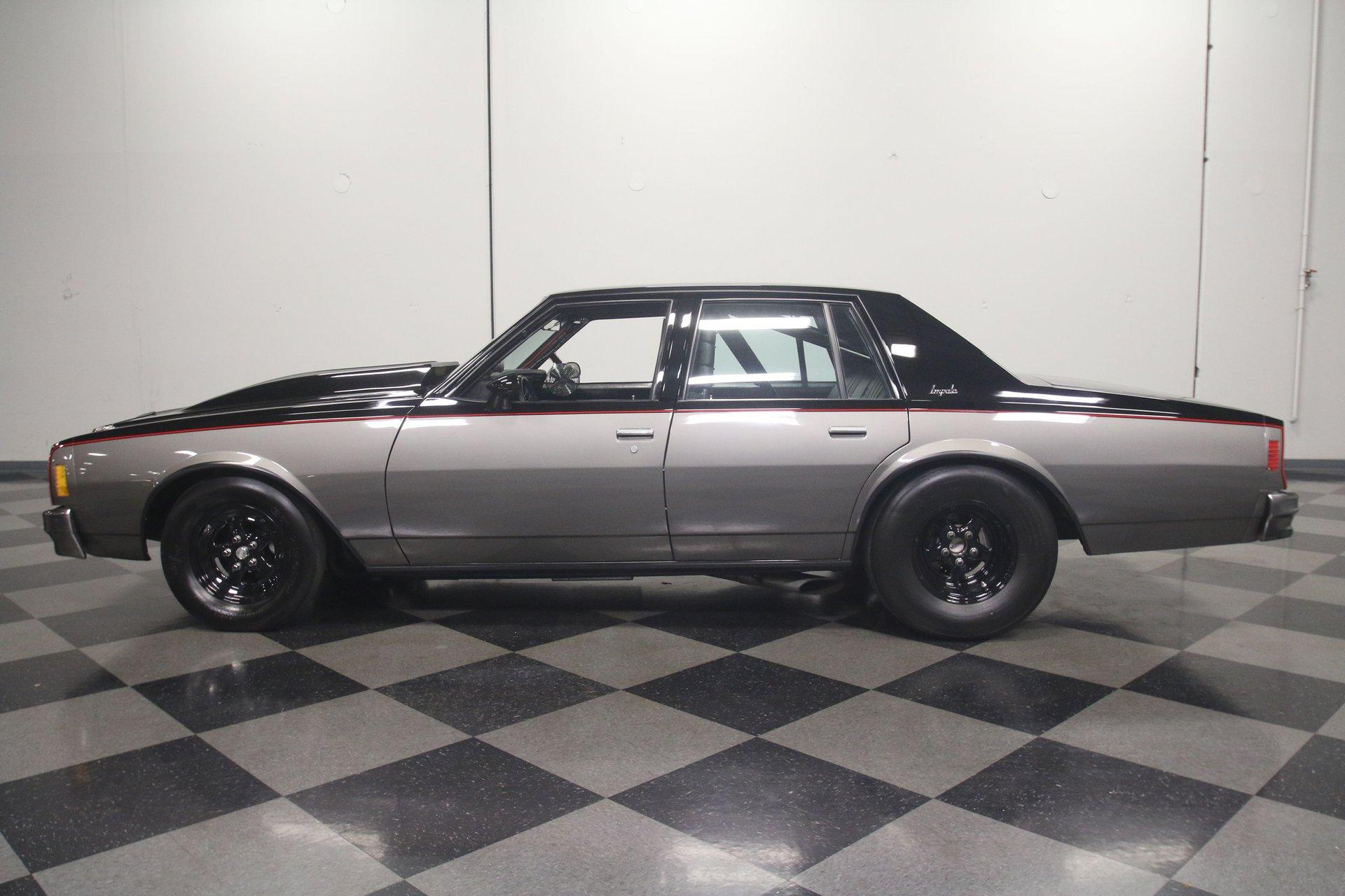 1979 chevrolet impala drag car