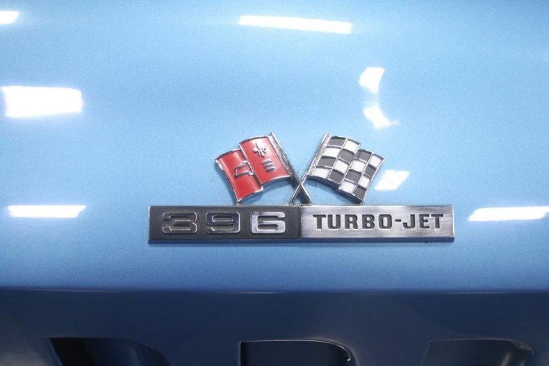 1965 Chevrolet Corvette L78 396 For Sale | AllCollectorCars com