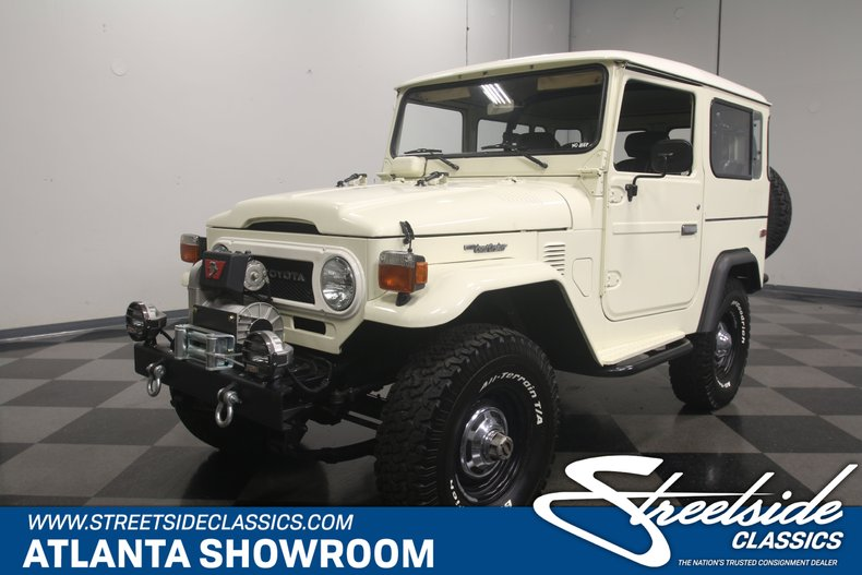 For Sale: 1978 Toyota