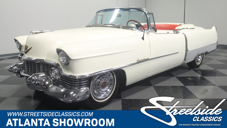 For Sale: 1954 Cadillac Eldorado