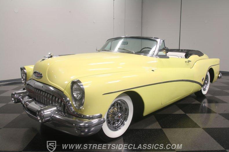 1953 Buick Skylark 11