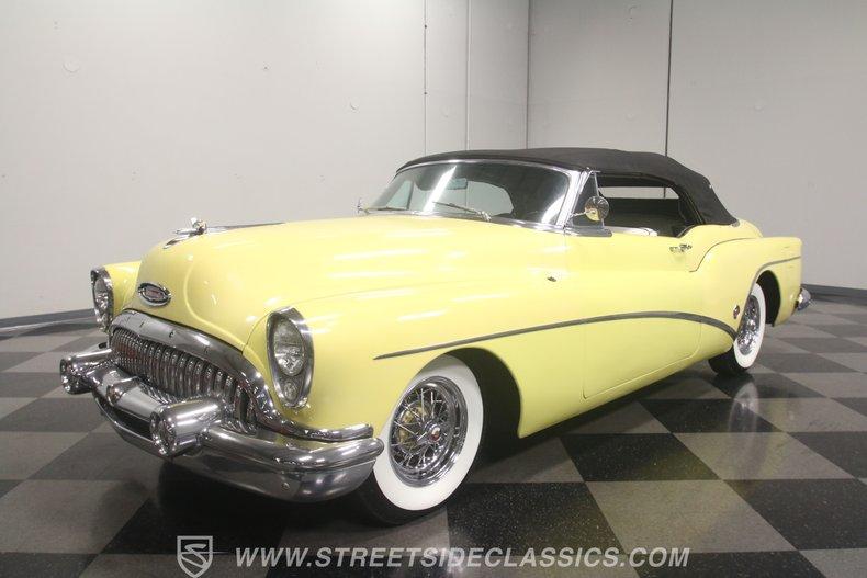 1953 Buick Skylark 12