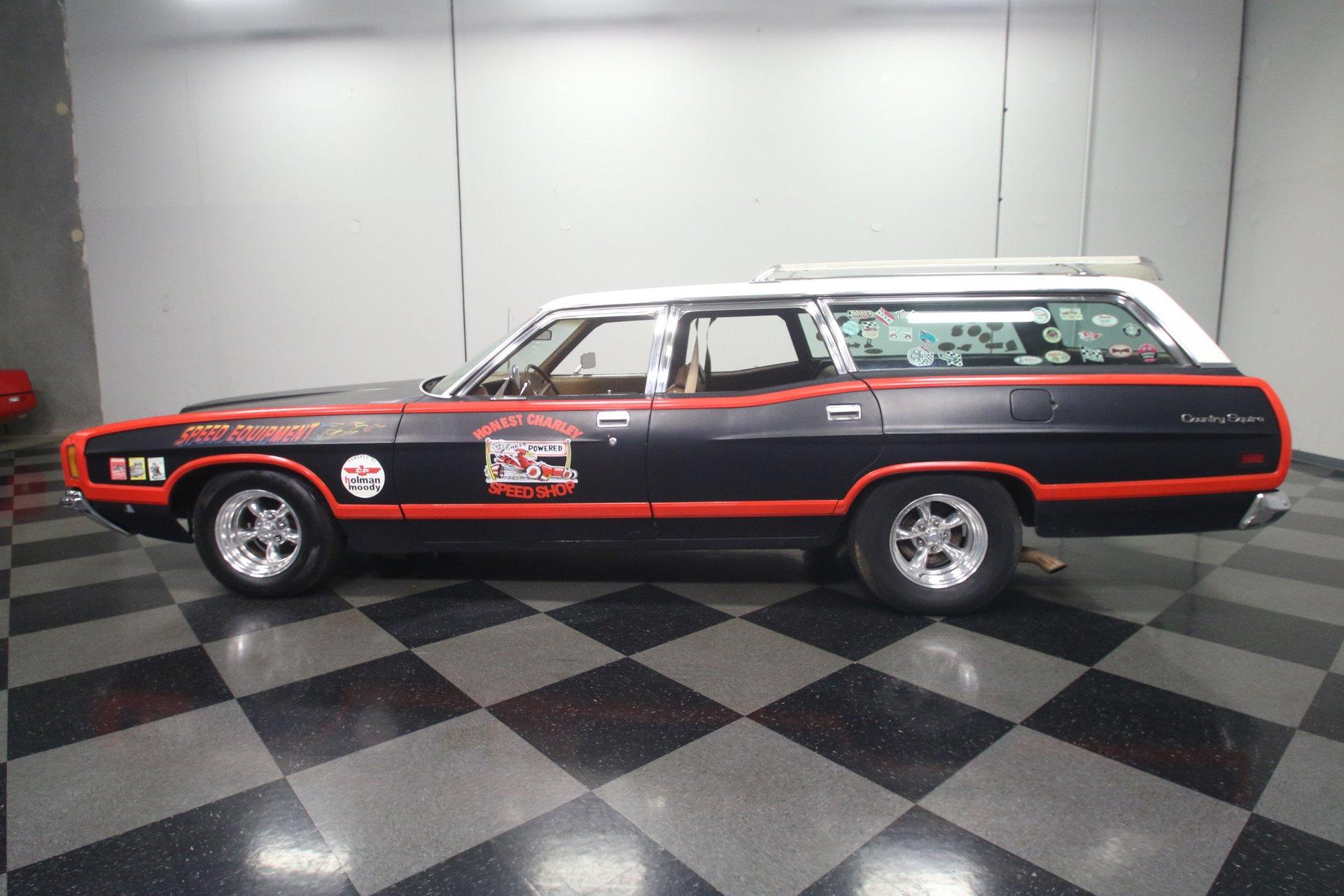 1971 ford ltd wagon