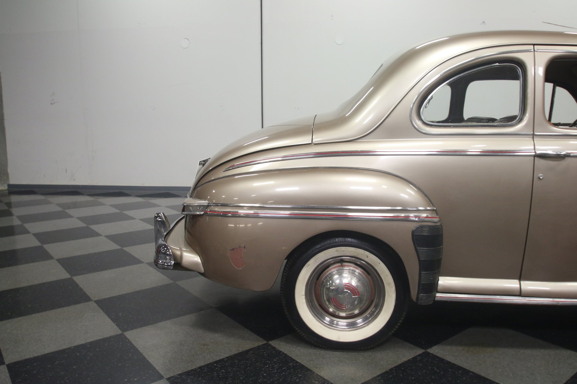 1946 Mercury Eight Coupe For Sale 82965 Mcg 1941
