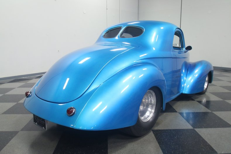 1941 Willys Coupe 19