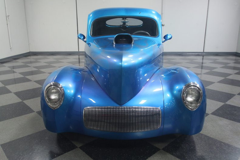 1941 Willys Coupe 4