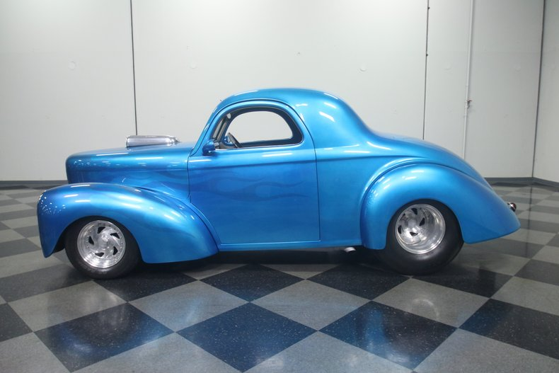 1941 Willys Coupe 2