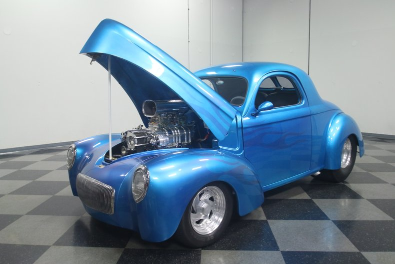 1941 Willys Coupe 29