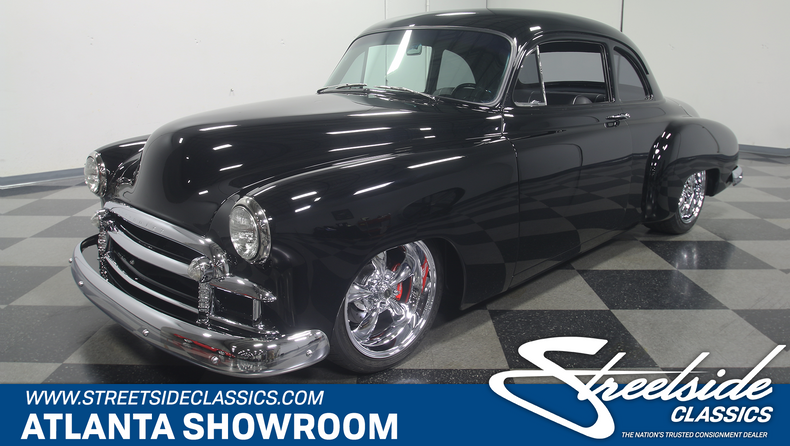 For Sale: 1950 Chevrolet Styleline