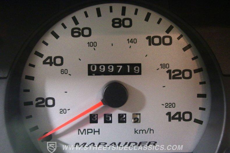 2003 Mercury Marauder 42