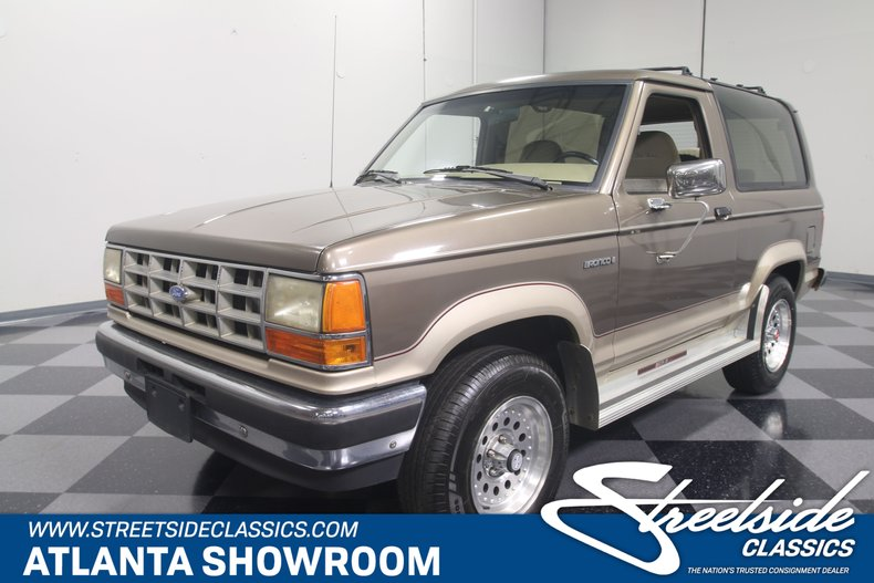 For Sale: 1990 Ford Bronco II