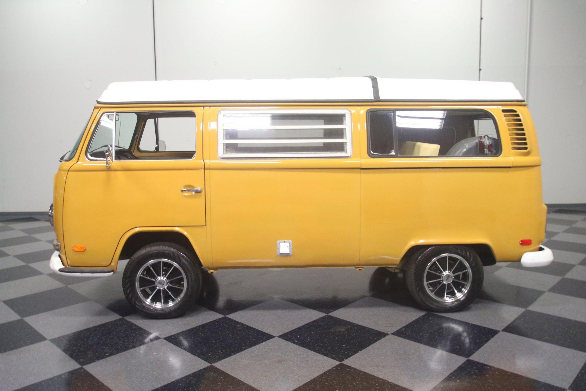 1972 Volkswagen Westfalia Camper | Streetside Classics - The