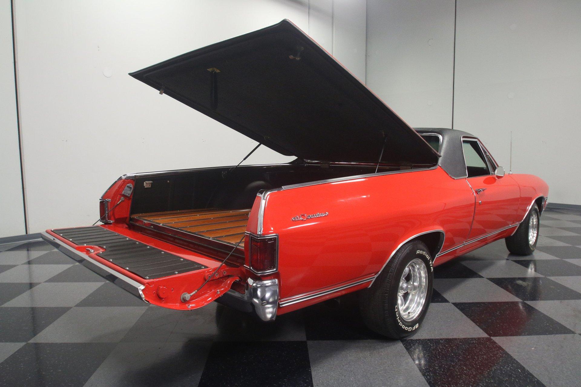 1968 Chevrolet El Camino Streetside Classics The Nations Chevy Spincar View Play Video 360