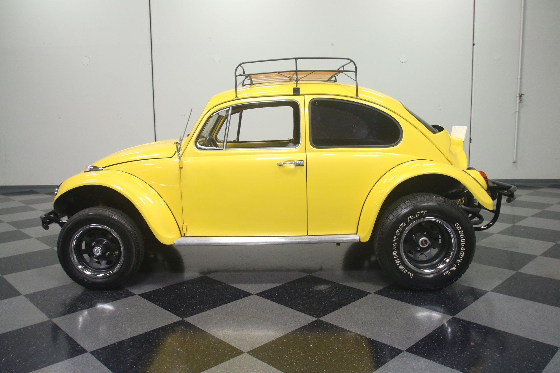 1969 volkswagen baja beetle