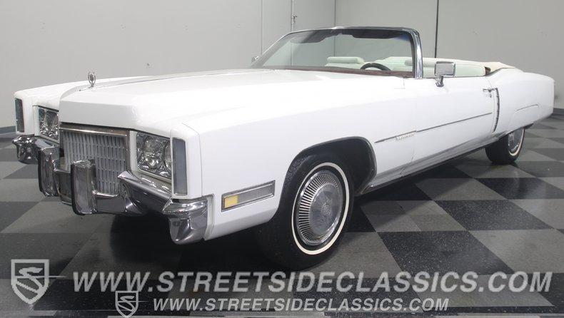 For Sale: 1971 Cadillac Eldorado