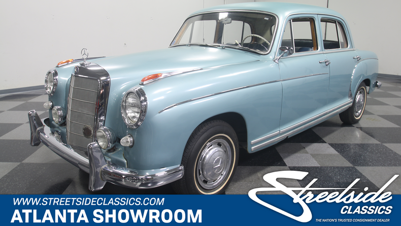 For Sale: 1959 Mercedes-Benz 220S