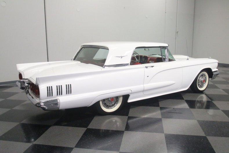 1960 Ford Thunderbird 14