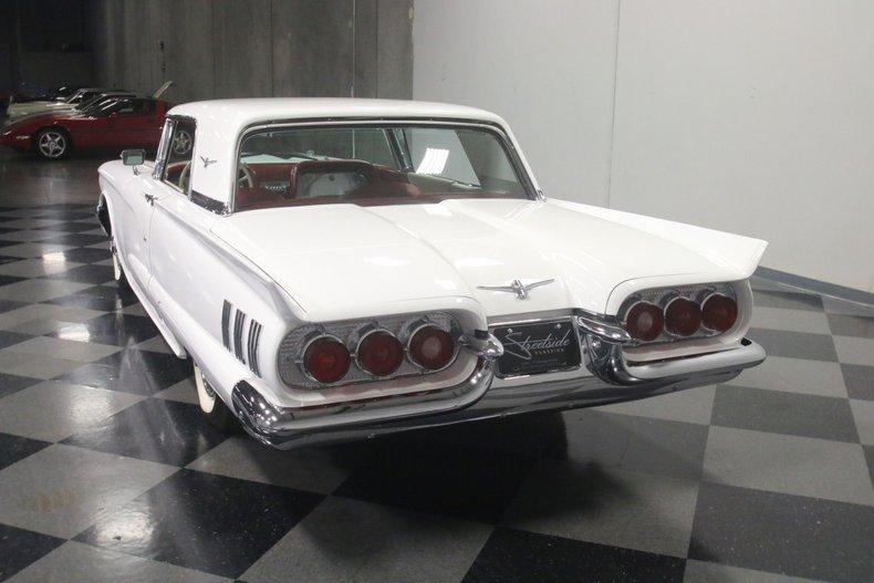 1960 Ford Thunderbird 10