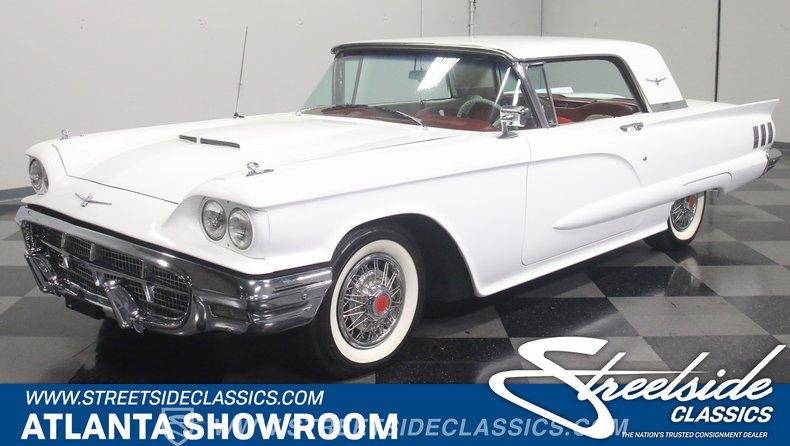 1960 Ford Thunderbird 1