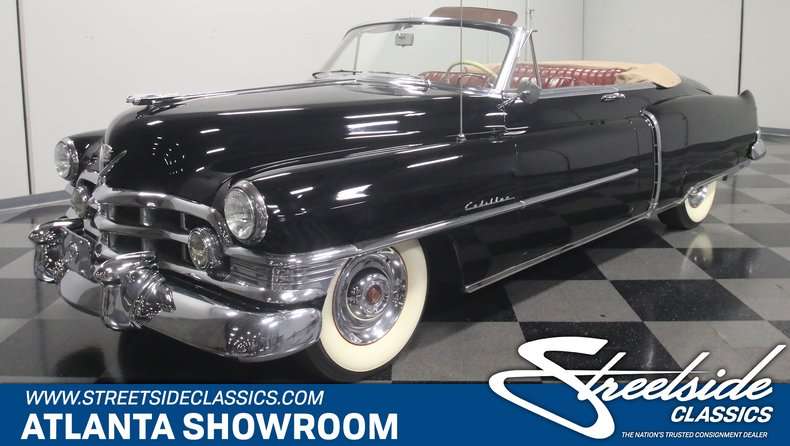 For Sale: 1950 Cadillac Series 62