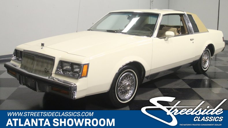 1985 Buick Regal For Sale