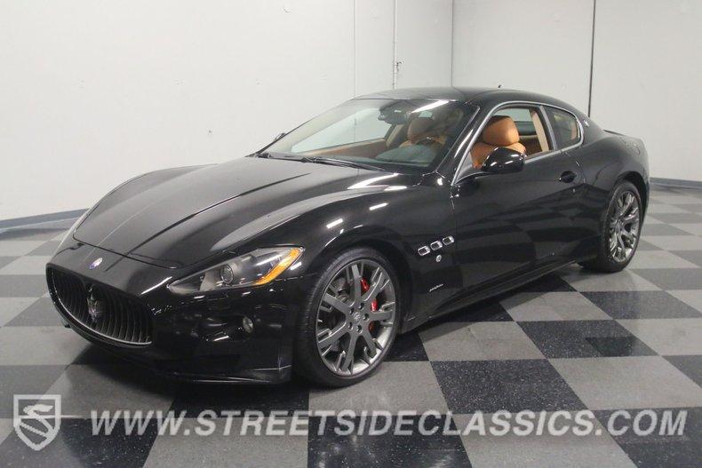 For Sale: 2011 Maserati Gran Turismo