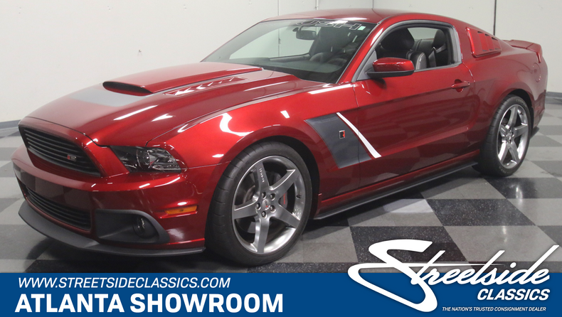 For Sale: 2014 Ford Mustang