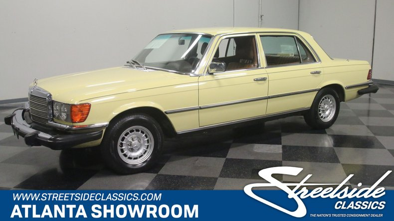 1978 Mercedes-Benz 450SEL For Sale