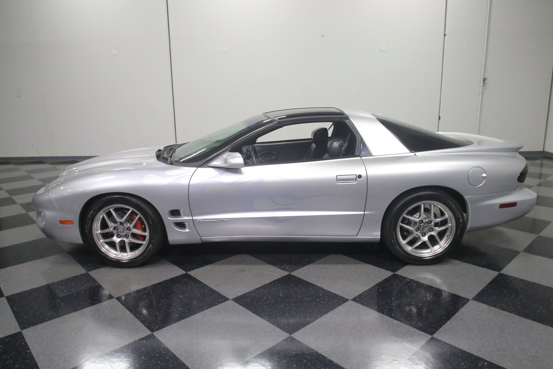 1999 pontiac firebird trans am restomod