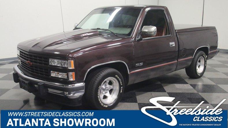 For Sale: 1993 Chevrolet Silverado