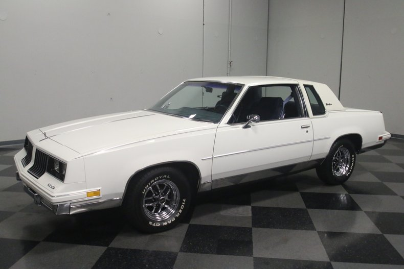 1984 Oldsmobile Cutlass Supreme For Sale   AllCollectorCars com
