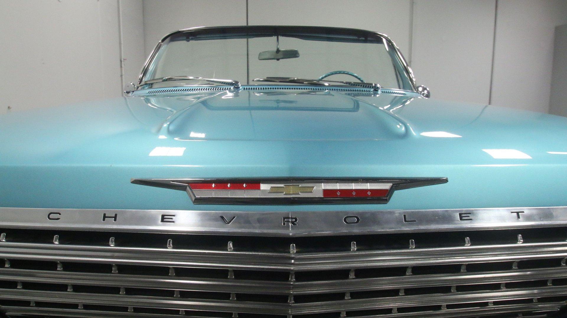 1962 Chevrolet Impala | Streetside Classics - The Nation's