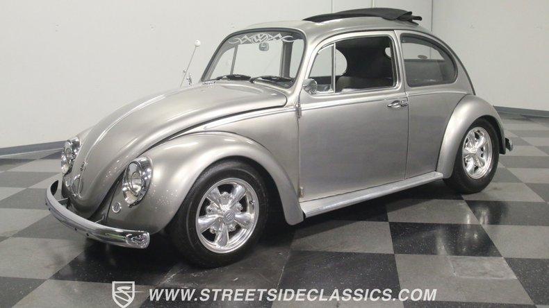 1965 Volkswagen Beetle 1