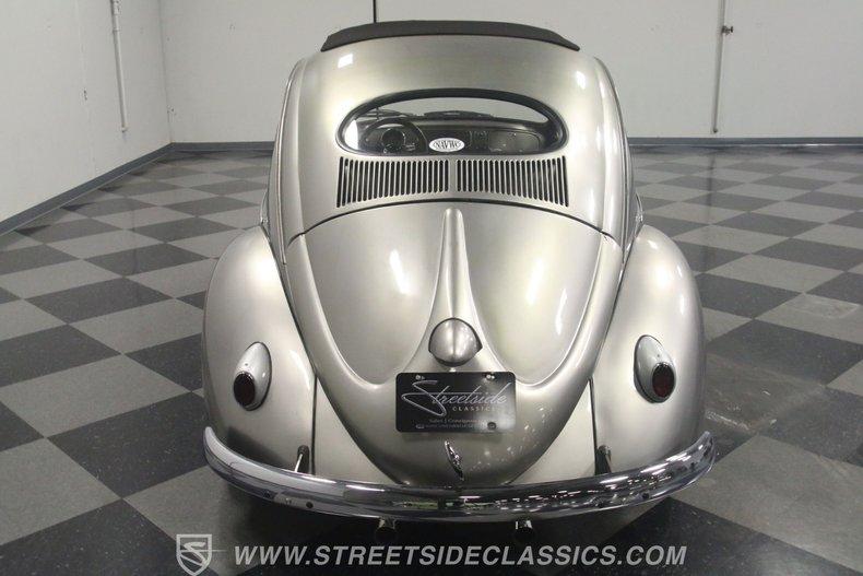 1965 Volkswagen Beetle 11