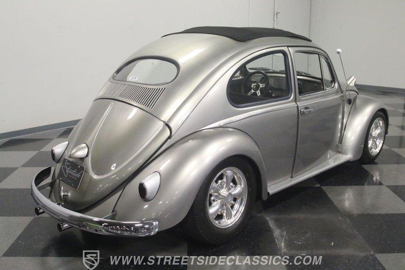 1965 Volkswagen Beetle 13