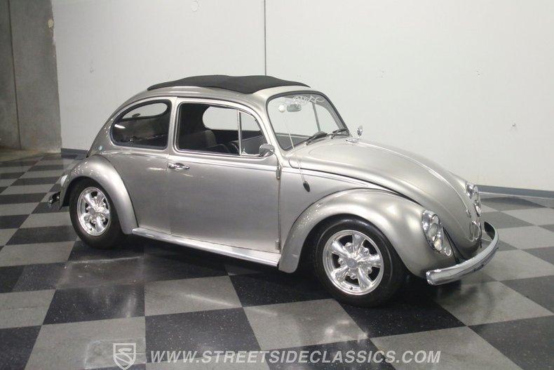 1965 Volkswagen Beetle 16