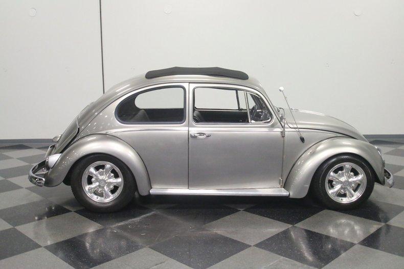 1965 Volkswagen Beetle 15
