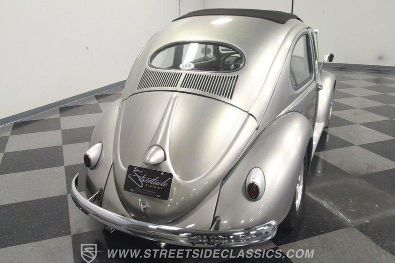 1965 Volkswagen Beetle 12