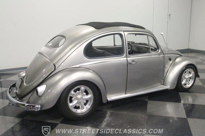 1965 Volkswagen Beetle 14