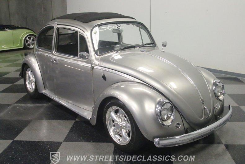1965 Volkswagen Beetle 17