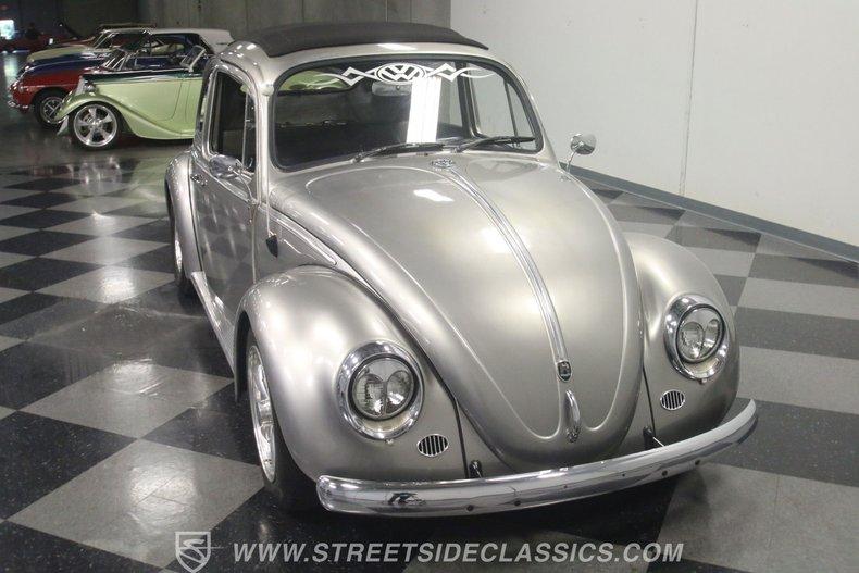 1965 Volkswagen Beetle 18