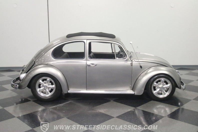 1965 Volkswagen Beetle 31