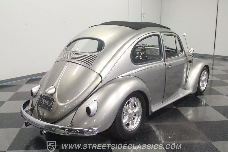 1965 Volkswagen Beetle 27